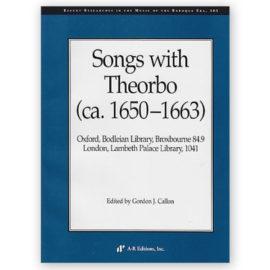 Gordon Callon Songs Theorbo