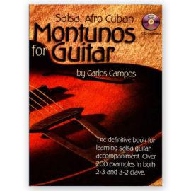 Carlos Campos Salsa Afro Cuban Montunos Guitar
