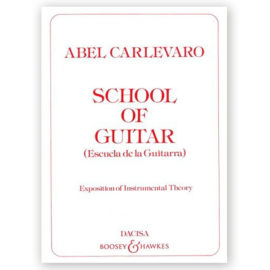 Abel Carlevaro School of Guitar