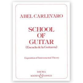 Abel Carlevaro School of Guitar