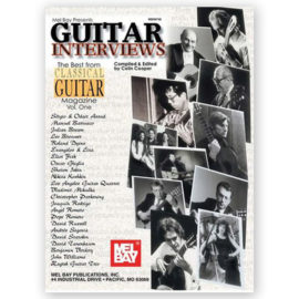 Colin Cooper Guitar Interviews