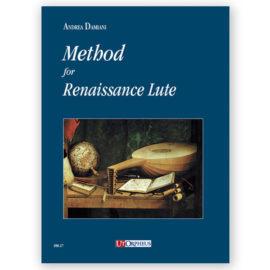 Andrea Damiani Method Renaissance Lute