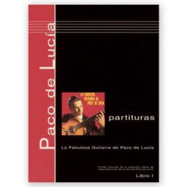 Paco de Lucía Fabulosa Guitarra 1