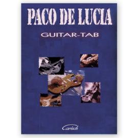 Paco de Lucía Guitar-TAB