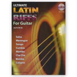 Joe De Sa Ultimate Latin Riffs
