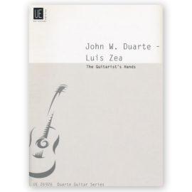 Duarte Zea Guitarists Hands