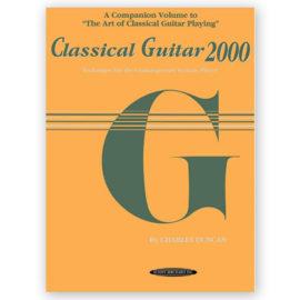 Charles Duncan Classical Guitar 2000
