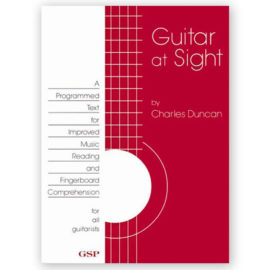 Charles Duncan Guitar at Sight