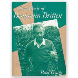 Peter Evans Benjamin Britten