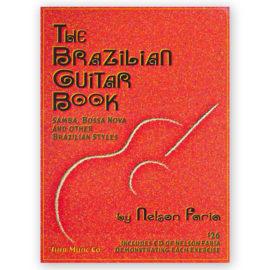 Nelson Faria Brazilian Guitar Book