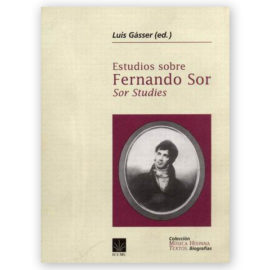 Luis Gásser Estudios sobre Fernando Sor