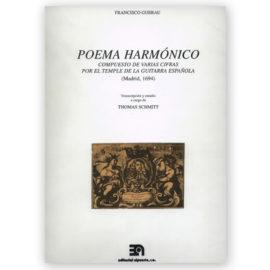 Francisco Guerau Poema Harmónico