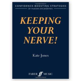 Kate Jones Keeping Your Nerve