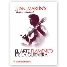 Juan Martín Arte Flamenco de la Guitarra