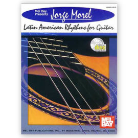 Jorge Morel Latin American Rhythms Guitar