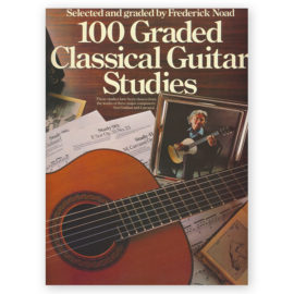 Noad, 100 Graded Classical Guitar Studies