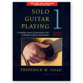 Frederick Noad Solo Guitar Playing