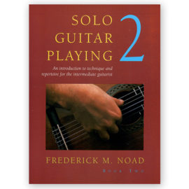 Frederick Noad Solo Guitar Playing 2