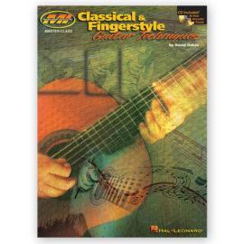 David Oakes Classical & Fingerstyle Guitar Techniques