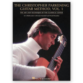 Christopher Parkening Guitar Method 1