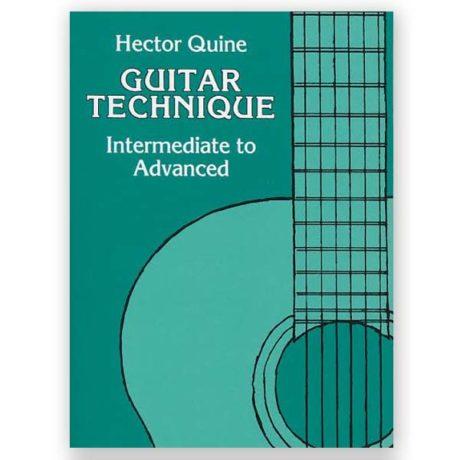 quine hector guitar technique intermediate to advance los angeles classical guitars. Black Bedroom Furniture Sets. Home Design Ideas