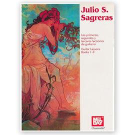 Julio Sagreras Guitar Lessons 1-3