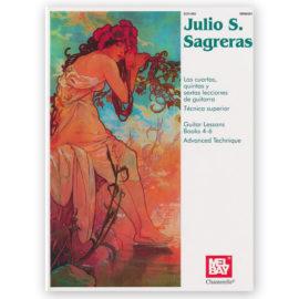 Julio Sagreras Guitar Lessons 4-6