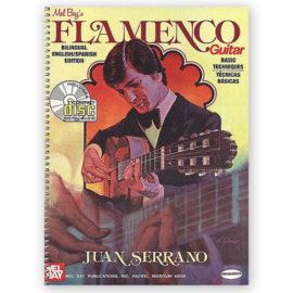 Juan Serrano Flamenco Guitar Basic Techniques