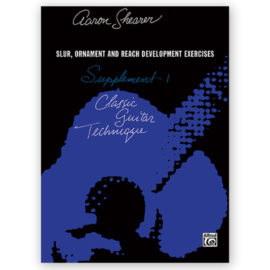 Aaron Shearer Classic Guitar Technique Supplement 1