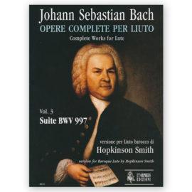 Hopkinson Smith Bach Lute 997