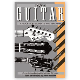 Michael Stimpson Guitar Guide Students Teachers