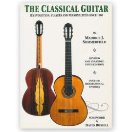 Maurice Summerfield The Classical Guitar
