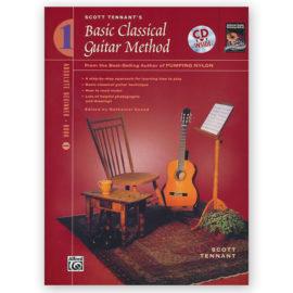 Scott Tennant Basic Method 1 CD