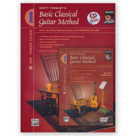 Scott Tennant Basic Method 1 DVD