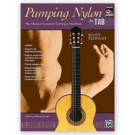 Tennant, Scott. Pumping Nylon: In TAB