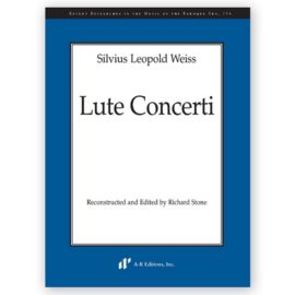 Silvius Leopold Weiss Lute Concerti