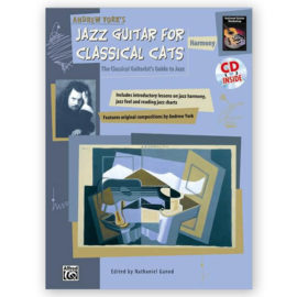 Andrew York Jazz Guitar Classical Cats