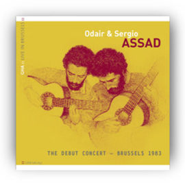 Assad Debut Concert Brussels