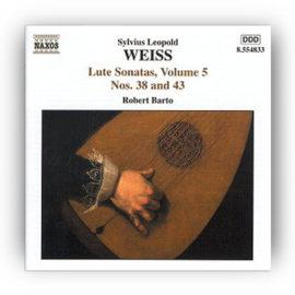 Barto Weiss Lute Sonatas 5