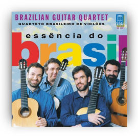 Brazilian Guitar Quartet Essencia Brasil