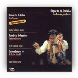 Leo Brouwer Orquesta Cordoba Aranjuez
