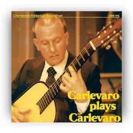 Abel Carlevaro plays Carlevaro