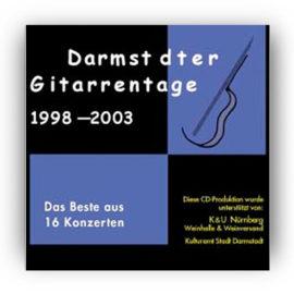 Darmstädter Gitarrentage 1998-2003