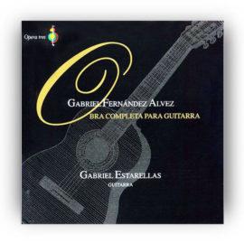 Gabriel Estarelas Alvez Complete Works Guitar