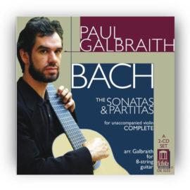Paul Galbraith Bach Sonatas Partitas