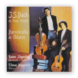 Tilman Hoppstock Bach Baroque Cello Guitar
