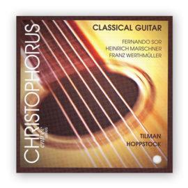 Tilman Hoppstock Classical Guitar
