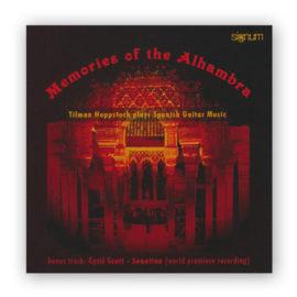 Tilman Hoppstock Memories of the Alhambra
