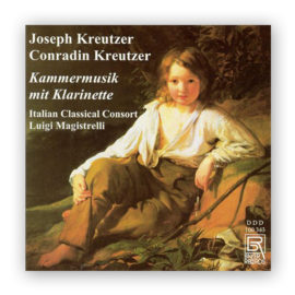 Italian Classical Consort Kreutzer Kammermusik mit Klarinette