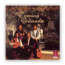 Los Angeles Guitar Quartet Evening in Granada